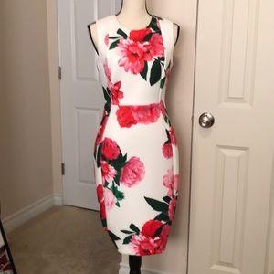 Gorgeous New CK Scuba Dress